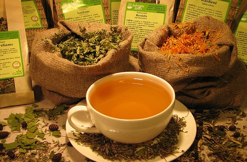 Herbal medicine can cleanse your liver and keep it healthy. (Photo Credit: Creative Commons)