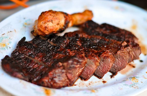 Love meat? Learn more about healthy proteins to protect you liver.